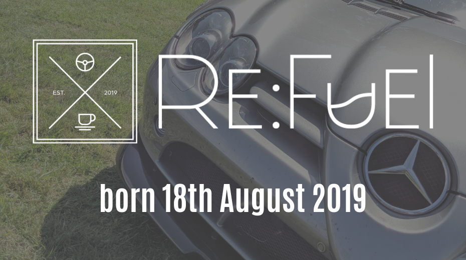 ReFuel Southwest - born 18th August 2019